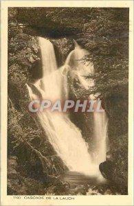 1190 Old Postcard cascade lauch