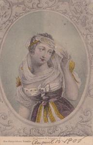 Musee de Versailles Imperatrice Josephine 1st Femme de Napoleon 1st 1906