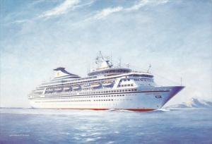 Royal Cruise Line MS Crown Odyssey