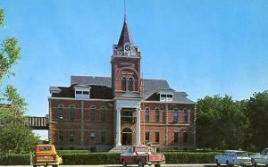 NM - Deming, Luna County Courthouse