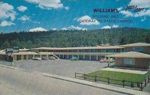 Arizona Williams  Williams Travelodge