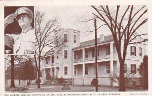 Old Arsenal Building, Birthplace of Gen. Douglas MacArthur, Little Rock, Arka...