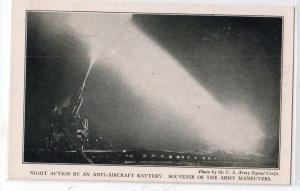 Night Action, Anti-Aircraft Battery