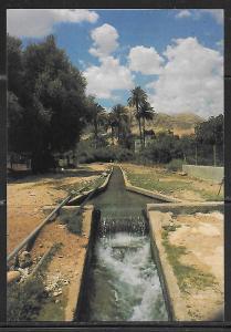 Israel, Jerico, Elisha Spring, unused