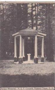 New Hampshire Rumney Depot Barney Memorial NEF Grounds