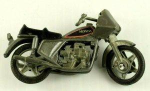 1981 Zima Honda Toy Die Cast Toy Motorcycle Hong Kong