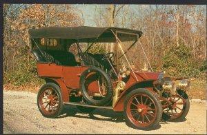 Classic Car Postcard 1906 STUDEBAKER Touring Car