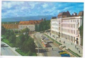 Romania 60-70s  Hotel Bulevard. SIBIU