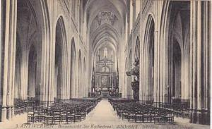 ANTWERPEN, Intrieur de la Cathdrale, Belgum, 00-10s