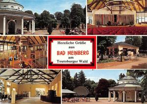 Bad Meinberg am Teutoburger Wald, Tempel Konzert Hall Terrace Promenade