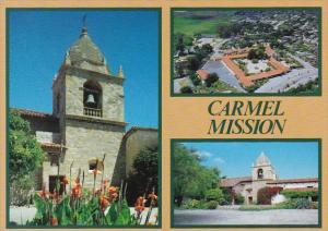 Mission San Carlos Borromeo Carmel California