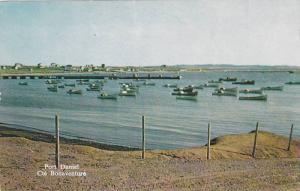 Port Daniel , Cte Bonaventure , Quebec , Canada , 50-60s