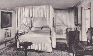 Virginia Mount Vernon The Washington Family Home Georges Bedroom-Albertype