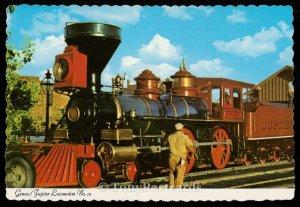 Genoa/Jupiter No. 12 - Railroad Museum, Old Sacramento