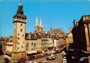 France Postcard Moulins, Allier, La Place de la Mairie D25