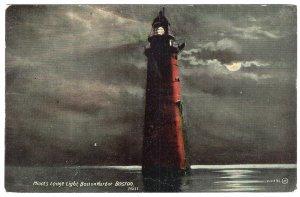 Minot's Ledge Light Boston Harbor, Boston