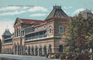 KARACHI , India , 00-10s ; Cantt. Station