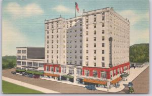 Charleston, West Virginia, The Daniel Boone Hotel
