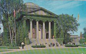 New York Syracuse Hendricks Chapel Syracuse University 1970