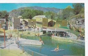 Idaho Lava Hot Springs Hot Water Pool