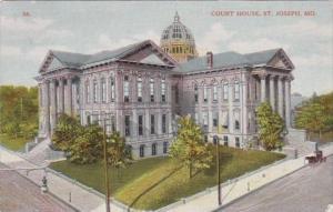 Missouri St Joseph Court House