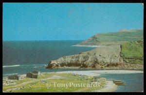 Robinson's - On the West Coast of Newfounland
