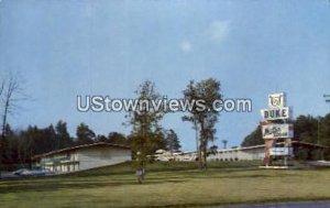 Duke Motor Lodge in Durham, North Carolina