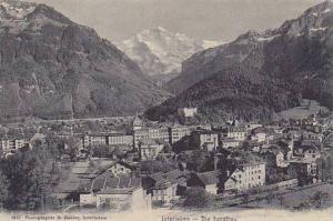 Interlaken, Die Junafrau, Berne, Switzerland, 00-10s