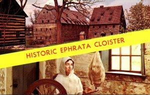 Pennsylvania Ephrata Cloister
