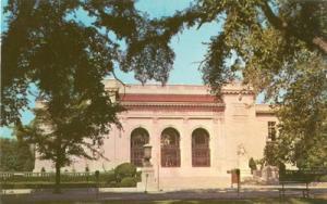 Washington DC Pan American Union Building 1950s unused Po...