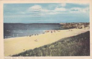 Cavendish Beach - PEI Prince Edward Island, Canada pm 1950