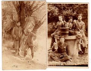 RPPC, 2 - Romanian People 1926