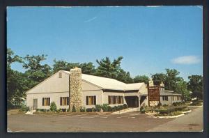 North Pembroke, Mass/MA Postcard, Bobby Hackett's Restaurant