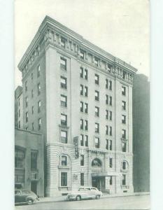 Pre-1980 FRANKLIN PARK HOTEL Washington DC HQ5839