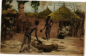 CPA AK Senegal Fortier 1501. Afrique Occidentale-Céréres (235178)