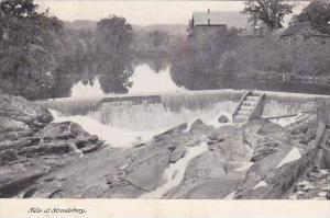 Pennsylvania Stroudsburg  Falls At Stroudsburg
