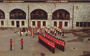 Canada Ontario Kington Old First Henry The Fort Henry Guards in Review Order