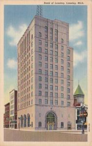 Michigan Lansing Bank Of Lansing Curteich