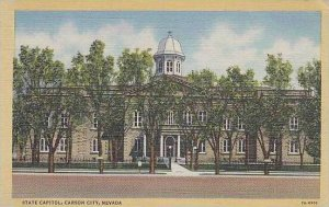 Nevada Carson City State Capitol