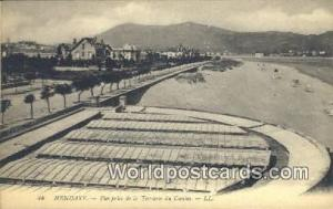 Hendaye, France, Carte, Postcard Vue Prise de la Terrasse du Casino Hendaye V...