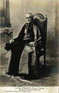CPA Cardinal Perraud, Eveque d'Autun FRANCE (953181)