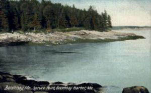 Spruce Point Boothbay Harbor ME Unused