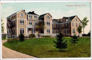 Hospital, Batavia NY