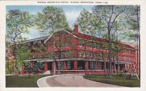 Signal Mountain Hotel, Signal Mountain, Tennessee,  30-40s