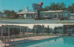 South Carolina Bamberg Ziggys Motel