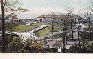 Pennsylvania Pittsburg Zoological Gardens Highland Park