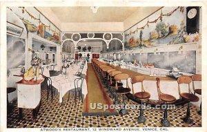 Atwood's Restaurant - Venice, CA