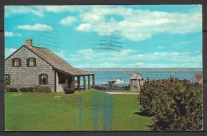 Massachusetts, Cape Cod - A View From Shore Road - [MA-245]