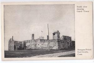 Newgate Prison, East Grandy CT