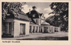 Bad Hersfeld , Hess , Germany , 1920-30s ; Wandelhalle